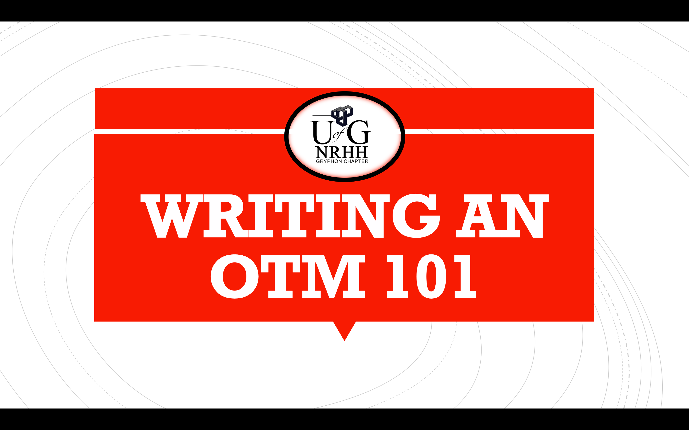OTM Writing Guide 1